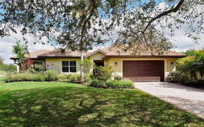 Sarasota Single Family Home For Sale: 4237 Palacio Drive