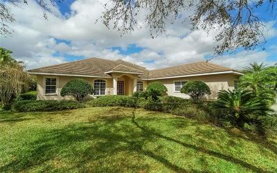 Bradenton Single Family Home For Sale: 6222 Glen Abbey Lane