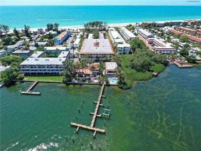 Bradenton Beach Condo For Sale: 1325 Gulf Drive N #228