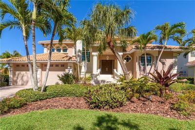 Longboat Key Single Family Home For Sale: 593 Kingfisher Lane