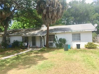 Sarasota Multi Family Home For Sale: 2111 Palm Terrace