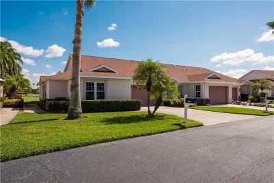Palmetto Villa For Sale: 2706 Edgewater Court