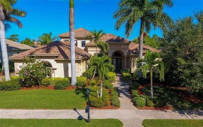 Sarasota Single Family Home For Sale: 5319 Hunt Club Way