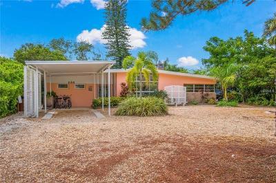 Anna Maria Single Family Home For Sale: 238 Chilson Avenue