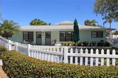 Sarasota Multi Family Home For Sale: 1141 Sun N Sea Drive