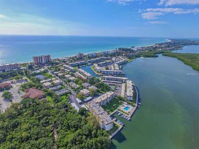Longboat Key Condo For Sale: 600 Sutton Place #103B