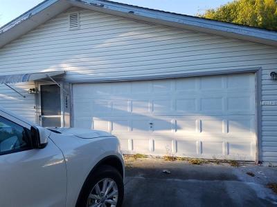 Fort Myers Single Family Home For Sale: 2849 Davis Boulevard