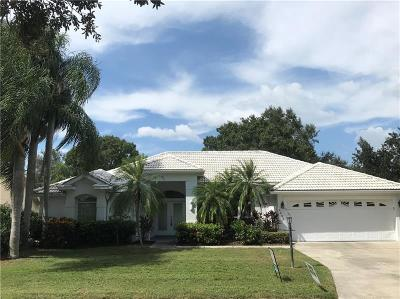 Bradenton Single Family Home For Sale: 6501 Drewrys Blf