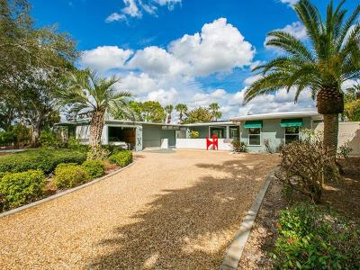 Sarasota, Lakewood Ranch Single Family Home For Sale: 335 S Shore Drive