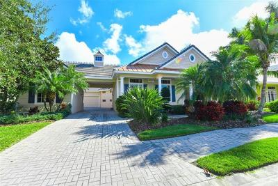 Bradenton Single Family Home For Sale: 545 Fore Drive