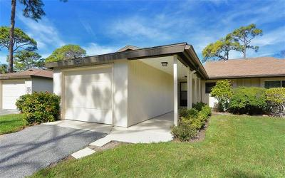 Sarasota Single Family Home For Sale: 2249 Willow Tree Drive #98