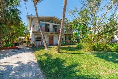Bradenton Beach Multi Family Home For Sale: 2514 Avenue C #A