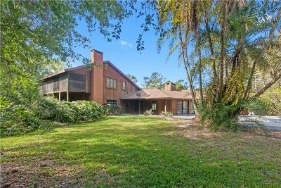 Sarasaota, Sarasota, Sarsota Single Family Home For Sale: 9800 Cameo Farm Lane