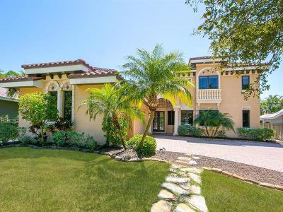 Sarasota Single Family Home For Sale: 1930 Wisteria Street