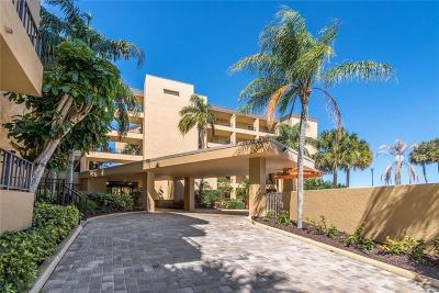 Lakewood Ranch, Lakewood Rch, Lakewood Rn, Longboat Key, Sarasota, University Park, University Pk, Longboat, Nokomis, North Venice, Osprey, Siesta Key, Venice Condo For Sale: 5740 Midnight Pass Road #502F