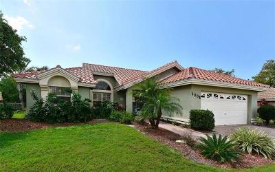 Sarasota, Lakewood Ranch Single Family Home For Sale: 4008 72nd Avenue E