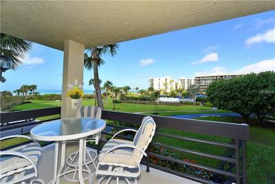 Longboat Key Condo For Sale: 1075 Gulf Of Mexico Drive #101
