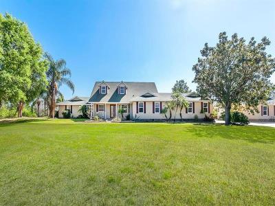 Bradenton Single Family Home For Sale: 20808 67th Avenue E