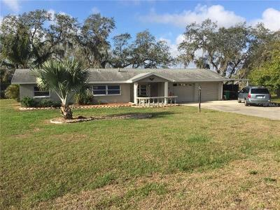 Charlotte County Single Family Home For Sale: 397 Hile Lane