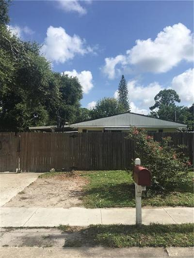 Sarasota FL Single Family Home For Sale: $120,000