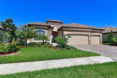 Bradenton Single Family Home For Sale: 6715 Rookery Lake Drive