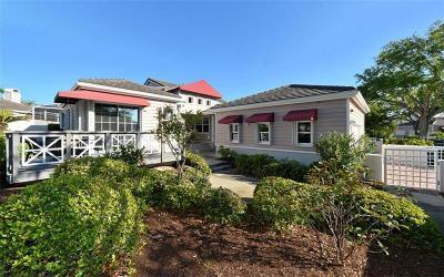 Longboat Key Villa For Sale: 3416 Winding Oaks Drive #50