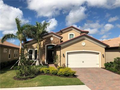 Sarasota County Single Family Home For Sale: 115 Ventosa Place