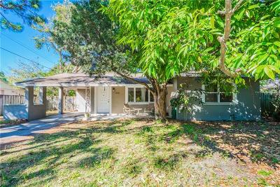 Single Family Home For Sale: 1518 S Osprey Avenue