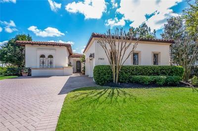Bradenton Single Family Home For Sale: 7983 Matera Court