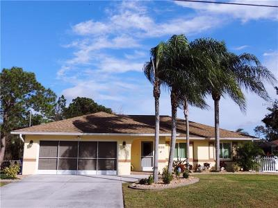 Single Family Home For Sale: 3638 N Biscayne Drive