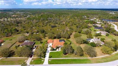 Bradenton Single Family Home For Sale: 21715 Deer Pointe Crossing