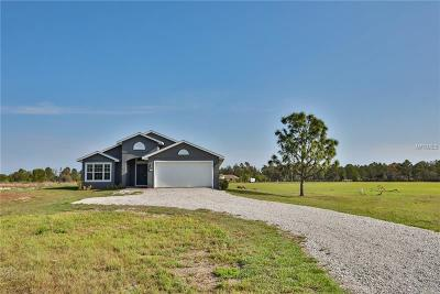 Myakka City Single Family Home For Sale: 5114 Wauchula Road