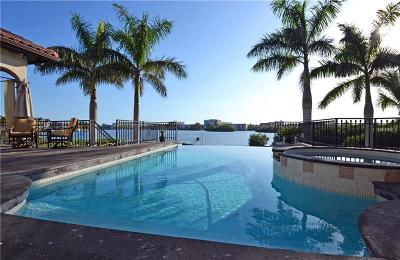 Lakewood Ranch, Lakewood Rch, Lakewood Rn, Longboat Key, Sarasota, University Park, University Pk, Longboat, Nokomis, North Venice, Osprey, Siesta Key, Venice Single Family Home For Sale: 1640 Bay Harbor Lane