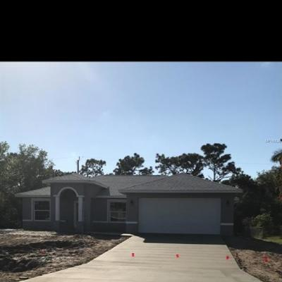 Englewood FL Single Family Home For Sale: $247,900
