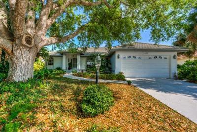 Nokomis Single Family Home For Sale: 107 Da Vinci Drive