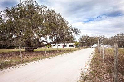 Myakka City Single Family Home For Sale: 7155 Wauchula Road