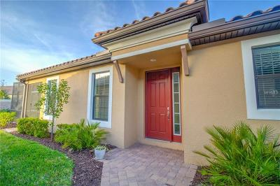 Sarasota Single Family Home For Sale: 8721 Trattoria Terrace