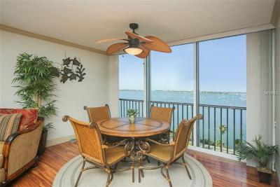 Condo For Sale: 435 S Gulfstream Avenue #1103