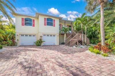 Anna Maria Single Family Home For Sale: 217 Sycamore Avenue
