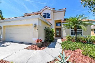 Bradenton Single Family Home For Sale: 252 Golden Harbour Trail