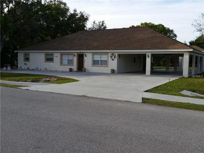 Ellenton Single Family Home For Sale: 8308 29th Street E