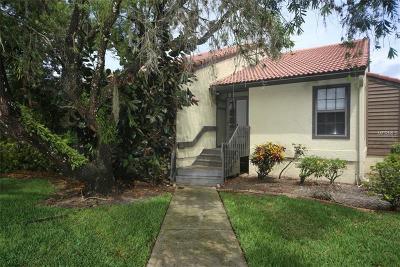 Sarasota Villa For Sale: 4373 Trails Drive #16-2