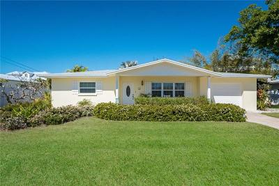Anna Maria Single Family Home For Sale: 101 Gull Drive
