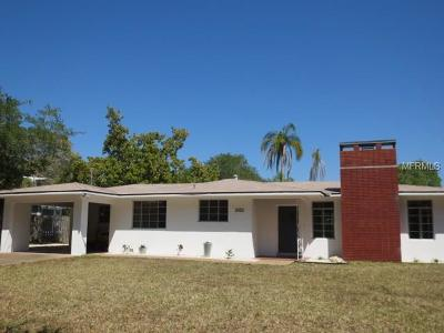Sarasota Single Family Home For Sale: 2052 Alameda Avenue