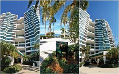 Sarasota Condo For Sale: 988 Blvd Of The Arts Boulevard #214