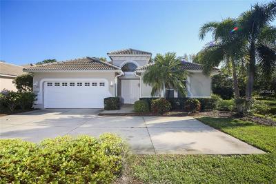 Bradenton Single Family Home For Sale: 4342 Mirabella Circle