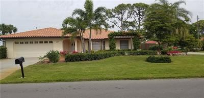 Venice Single Family Home For Sale: 502 Everglades Drive