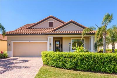 Bradenton FL Single Family Home For Sale: $725,000