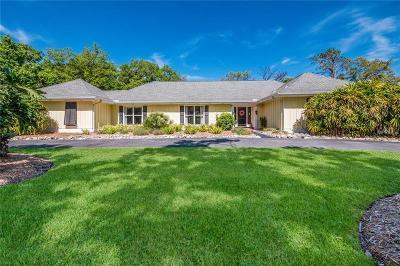 Sarasota Single Family Home For Sale: 7301 Quarter Horse Road