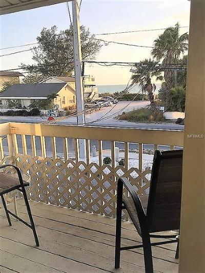 Bradenton Beach Condo For Sale: 2501 Gulf Drive N #201